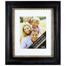 "Distressed Frame With Double Mat by Studio Décor Portrait Collection, 8"" x 10"""